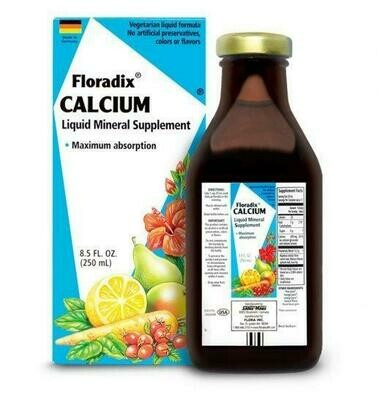 Calcium Liquid 8.5 oz