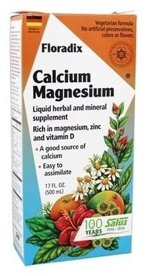 Calcium-Magnesium Liquid 17 oz - 64731
