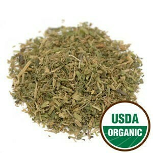 Chickweed Herb C/S 4 oz. Organic SKU: 209205-34