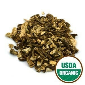 Angelica Root C/S Organic 4 oz
