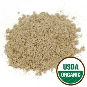 Cardamom Seeds Powder Pouch Organic SKU: 209740-53 2 oz