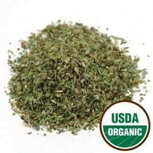 Catnip Leaf C/S Organic 4 oz. SKU: 209185-34