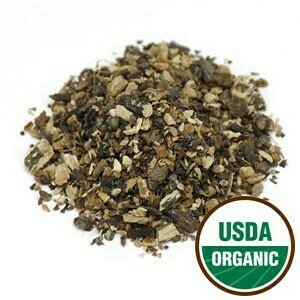 Comfrey Root C/S Organic 4 oz. SKU: 209230-34