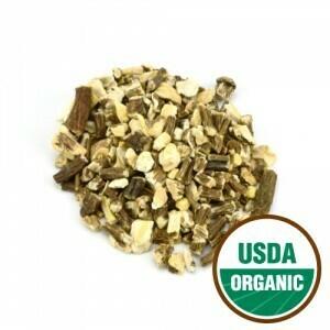 Dandelion Root Raw C/S Organic SKU: 209250-34 4 oz