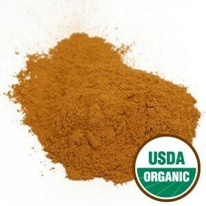 Cinnamon Powder sku 209786-54 Ceylon Organic