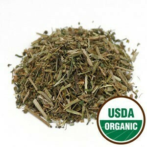 Cleavers Herb c/s Organic 4 oz sku:  209215-34