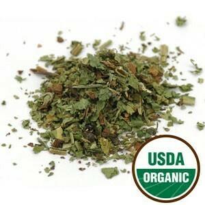 Comfrey Leaf C/S 4 oz. Organic SKU: 209225-34