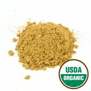 Cramp Bark Powder 4 oz. Organic SKU: 209243-54