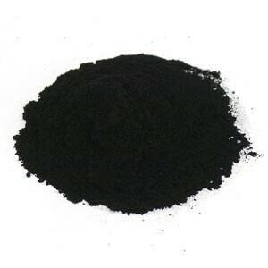 Charcoal, Activated Powder (Hardwood) SKU: 210058-54 4 oz