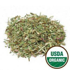 Echinacea Angustifolia Herb C/S Organic SKU: 209265-34 Size: 4 oz
