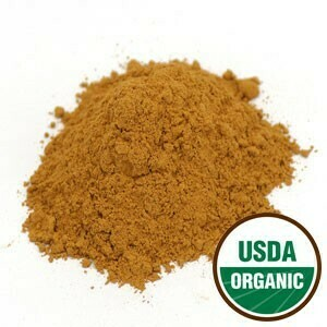 Cinnamon Powder Pouch Organic SKU: 209785-53 Size: 2.75 oz