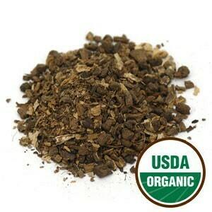 Dandelion Root Roasted C/S Organic SKU: 209251-34 4 oz