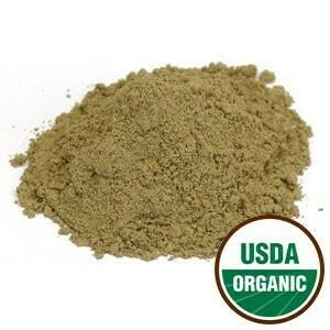 Eyebright Herb Powder organic SKU: 209309-54