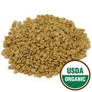 Fenugreek Seed Powder Pouch SKU: 209840-53 Size: 3 oz