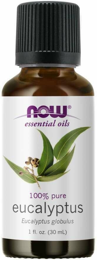 Eucalyptus Oil - 1 oz.