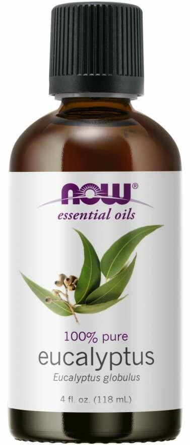 Eucalyptus Oil - 4 oz.
