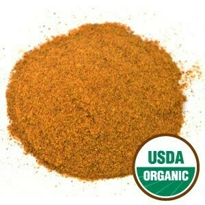Rosehips, powdered, 4 oz, sku: 209540-54