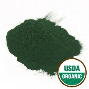 Spirulina Powder Organic Sku: 209585-54