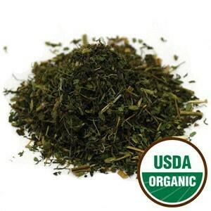 Stevia Leaf C/S 4 oz. Organic SKU: 209587-34