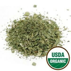 Milk Thistle Leaf Organic C/S 4 oz
