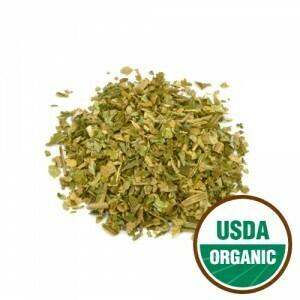 Lobelia Leaf C/S 4 oz. Organic SKU: 209422-34