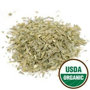 Oatstraw C/S Organic 4 oz SKU: 209465-34