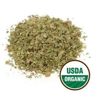 Oregano Leaf C/S Organic 1 oz. SKU: 209885-33