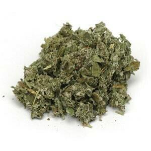 Raspberry Leaf C/S 4 oz. Organic SKU: 209530-34