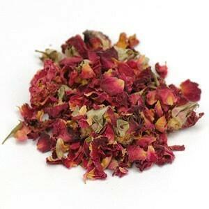 Rose Buds & Petals Red 4 oz. SKU: 202030-04
