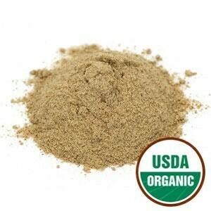 Psyllium Husk Powder Organic 4 oz SKU: 209509-54