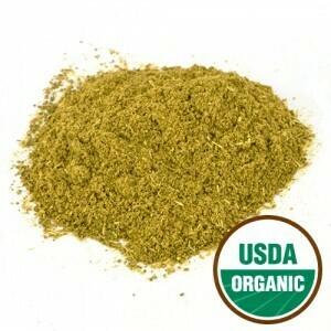 Thyme Leaf Powder Organic 4 oz. SKU: 209970-54