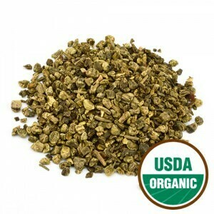 Valerian Root C/S Organic SKU: 4 oz 209609-34