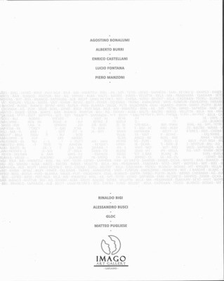 WHITE, Collective Exhibition