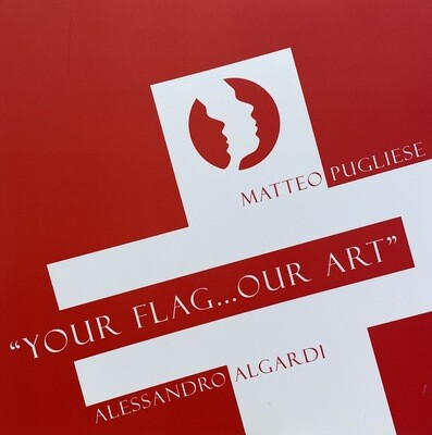 YOUR FLAG, OUR ART, Collective Exhibition