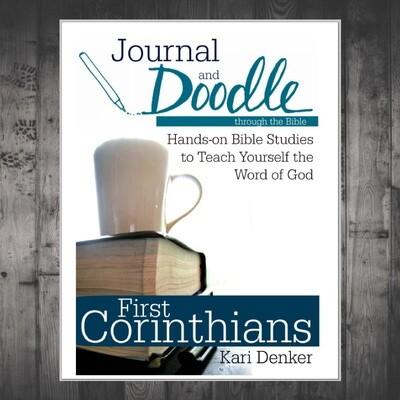 Journal and Doodle through 1 Corinthians