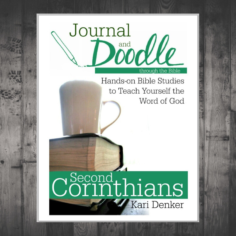 Journal and Doodle through 2 Corinthians