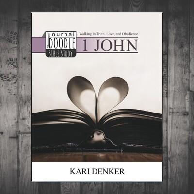 Journal and Doodle through 1 John