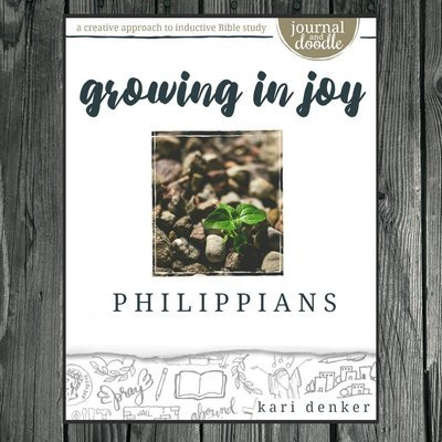 Journal and Doodle through Philippians