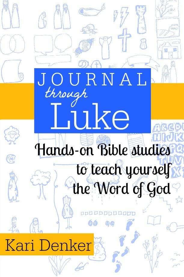 ORIGINAL -- Journal through Luke