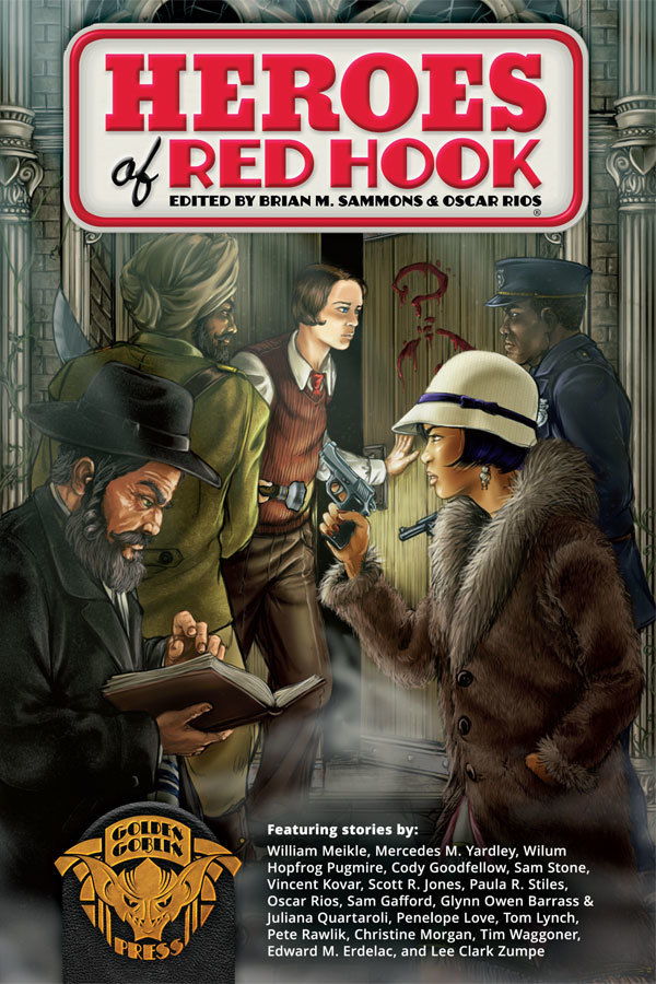 Heroes of Red Hook - Softcover