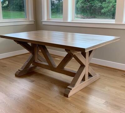 Maryland Trestle Table