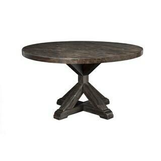 English Circular Table