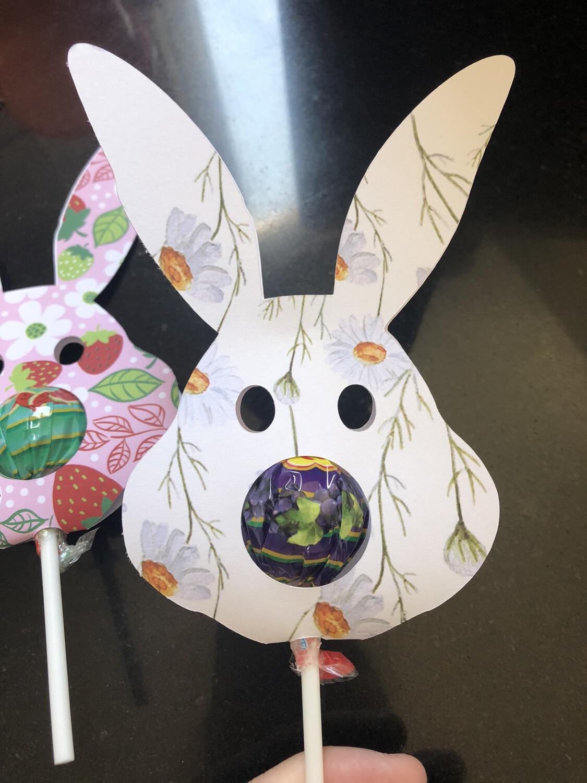 Easter Lollipop Holders