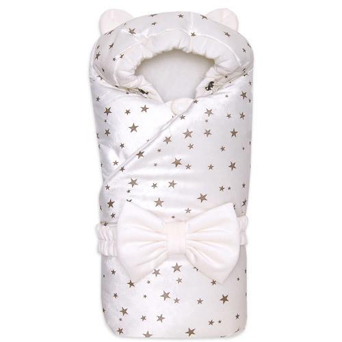 Одеяло с капюшоном LUNTIK, демисезон
