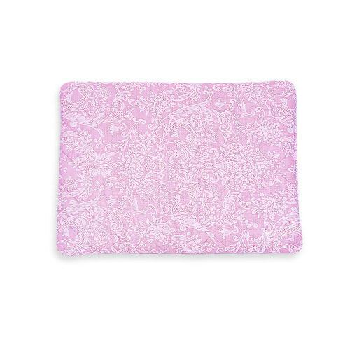 Подушка для новорожденного 30*40, розовый
