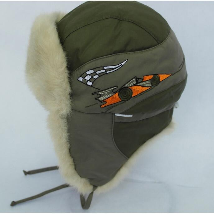 Зимняя шапочка ФАНАТ, хаки