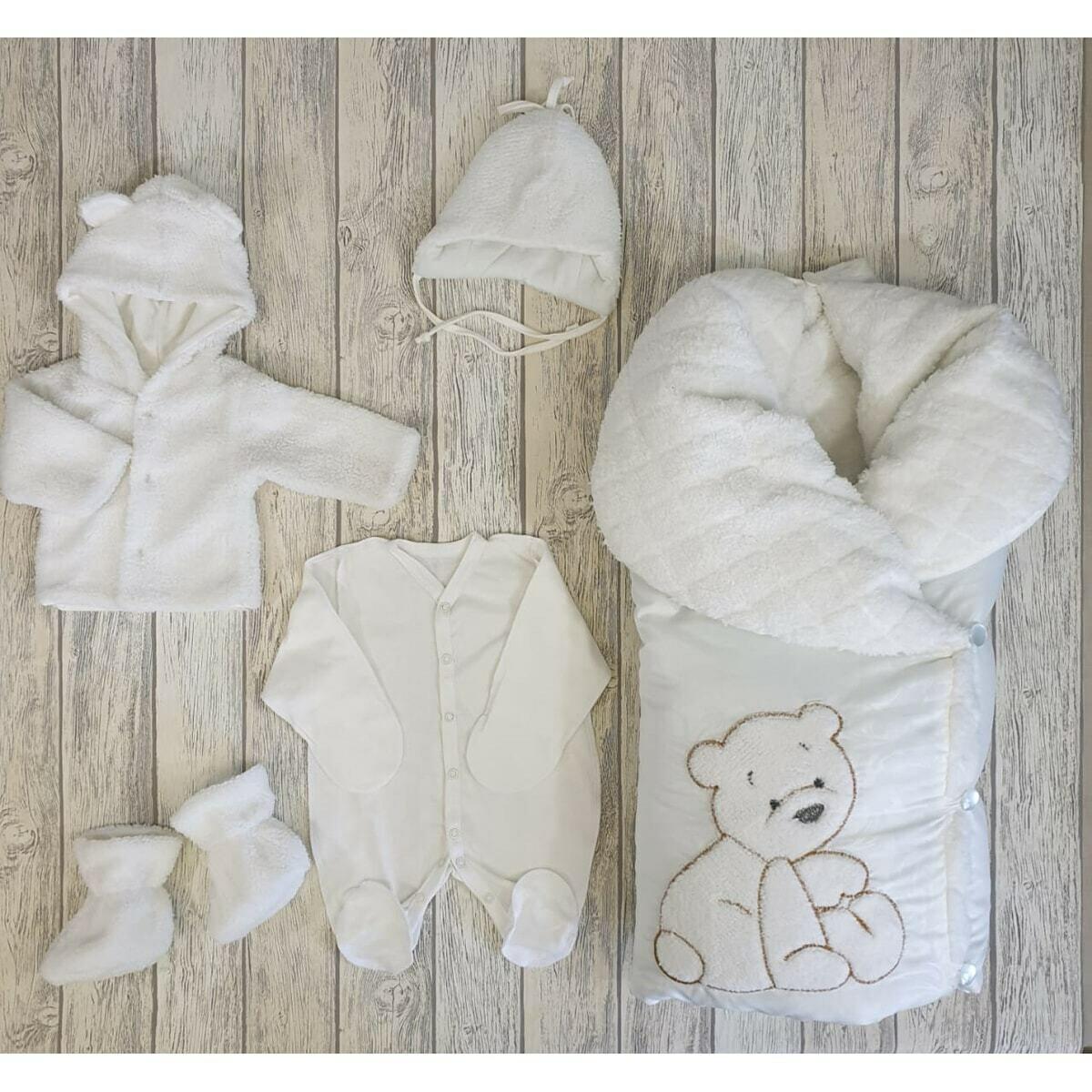 Комплект на выписку «Baby Bear», деми/зима