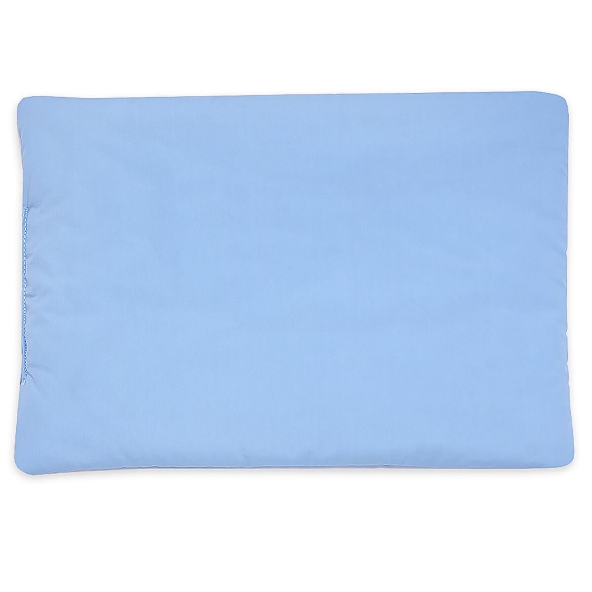 Подушка для новорожденного Тиси 40*60, голубой