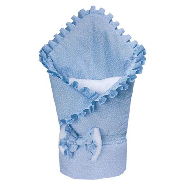 Комплект на выписку в роддом (7 предметов) №14.1118.0, розовый, голубой