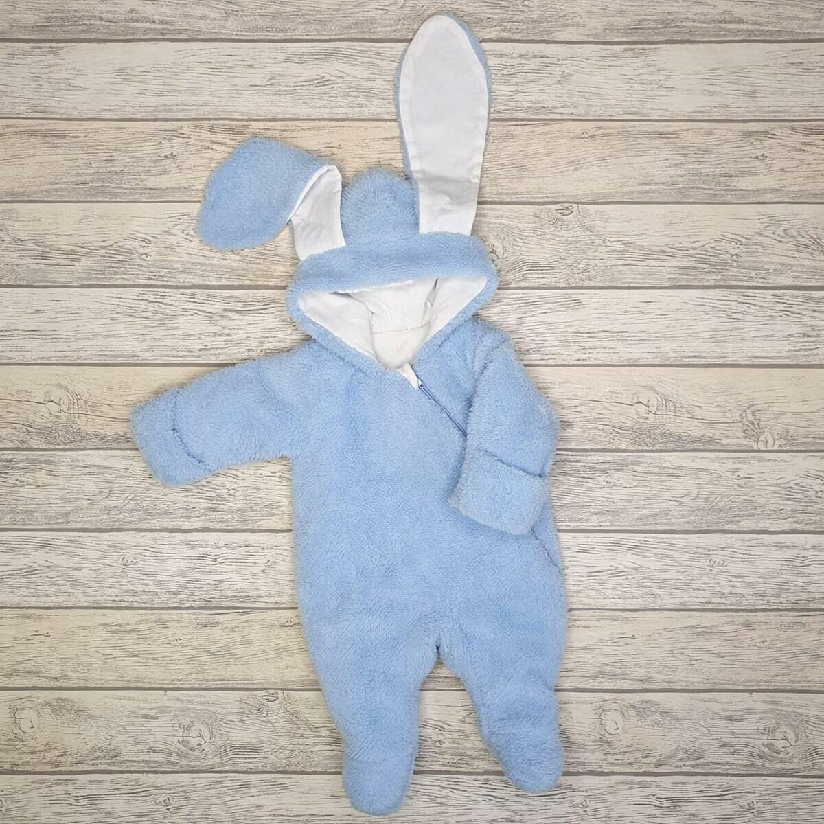 Комбинезон Bunny, голубой